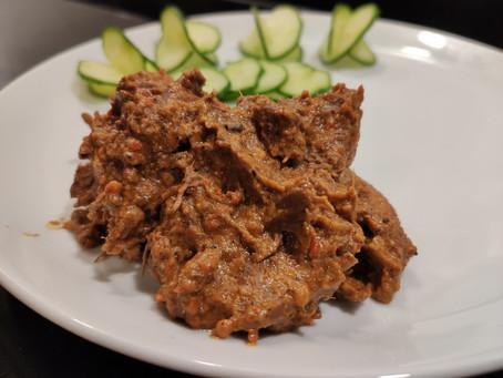 Rendang Daging (Indonesian beef coconut stew) Recipe