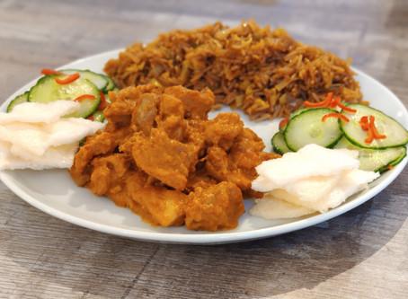 Ayam Rica Rica (Indonesian chicken coconut curry) Recipe