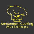 logo amsterdam cooking workshops website