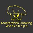 logo amsterdam cooking workshops website