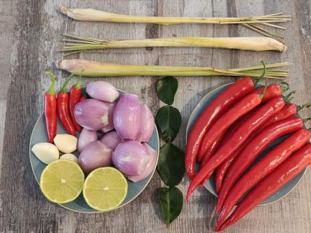 Sambal, Indonesia's famous chilli paste