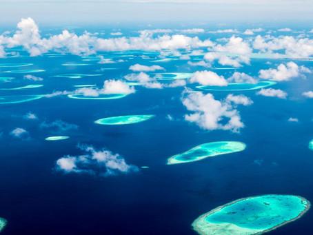 L'île-poubelle s'agrandit..., hallucinant aux Maldives...       PlayGround FR