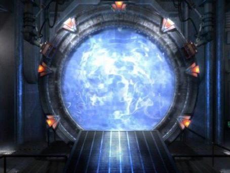 Un portail vers des univers parallèles ?? A suivre ...