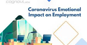 Coronavirus Emotional Impact on Employment