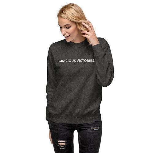 Gracious Victories Sweatshirt