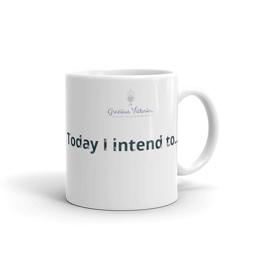 Daily Intentions Mug
