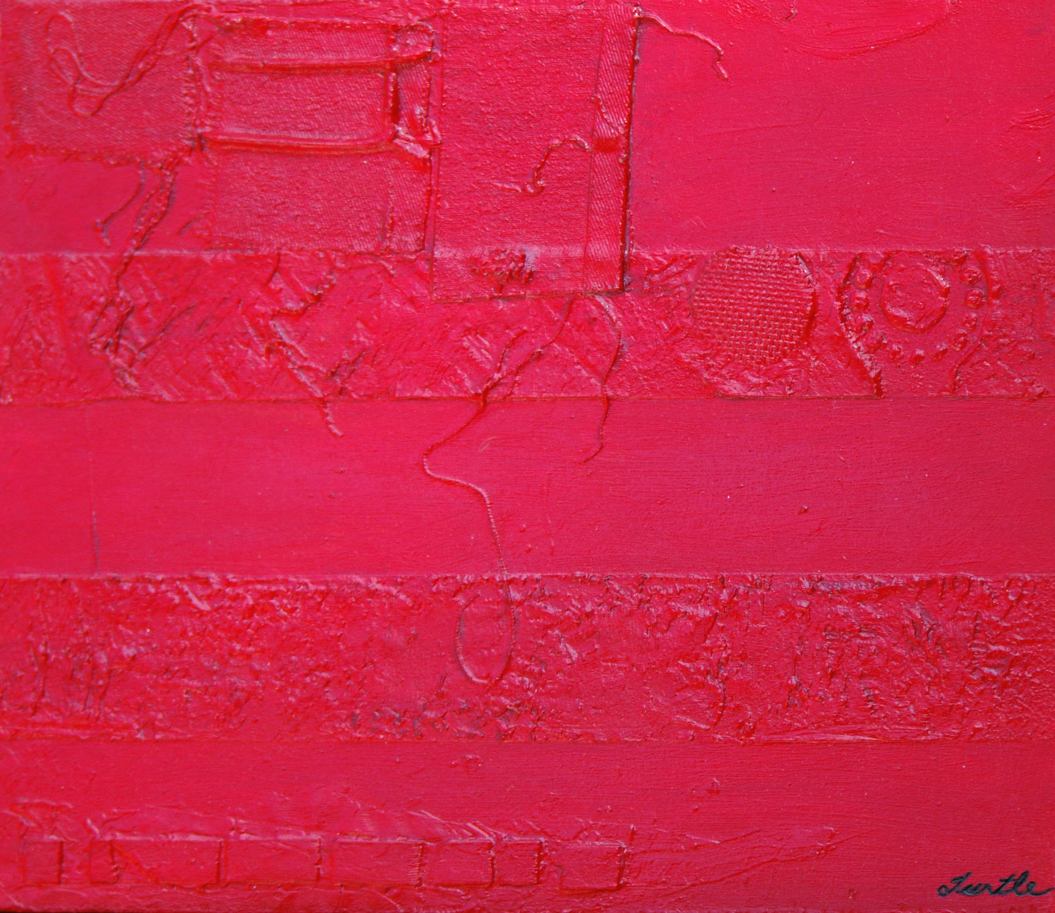 Title: Seeing Red #22