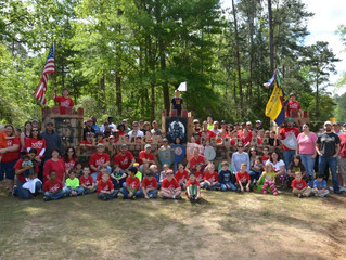 Pack 926 Camping Tips