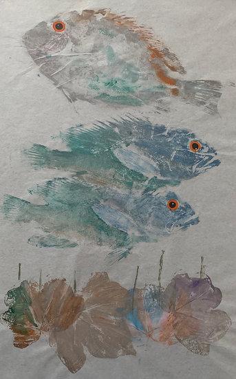 Three Ivy Fish