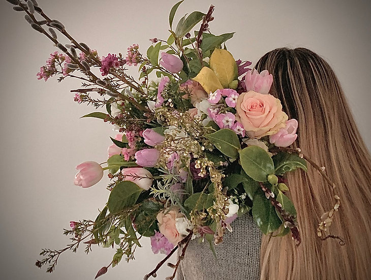 large garden bouquet