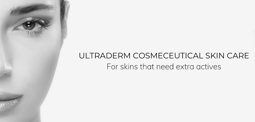 Ultraderm Cosmoceautical Skin Care.For S