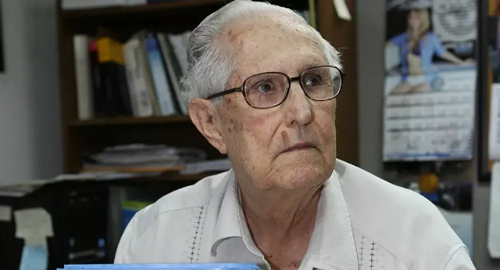 CIA ajanı Antonio Veciana