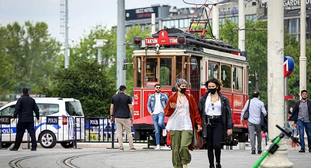 İstanbul'da gösteri yasağı