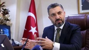 RTÜK başkanı Ebubekir Şahin