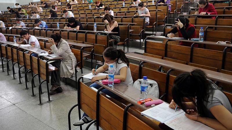 yks öğrencileri