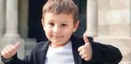 5 yaşındaki Eren, ABD'deki üstün zekalılar okuluna tam burslu kabul edilen ilk Türk!