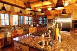 Tahoe Home Custom Kitchen