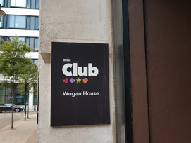 HVMAN at the BBC Club