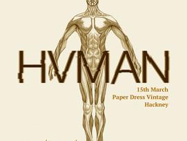 New HVMAN, new sound