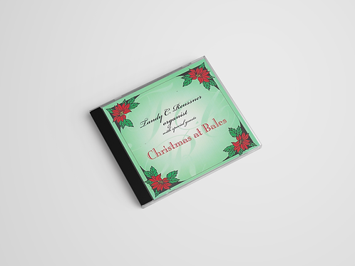"""Christmas At Bales"" CD"