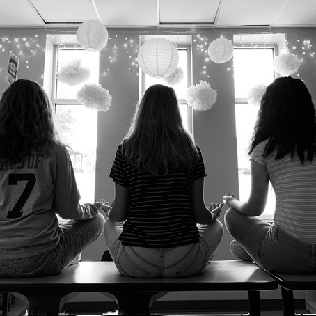 Breathe In Brilliance: The Practice of Breathing Meditation in the Classroom