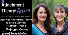 Paula Scatoloni & Rachel Lewis-Marlow - Applying Attachment Theory to Eating Disorders - Part 1