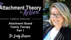 Dr. Jody Russon - Attachment Based Family Therapy - Part 1