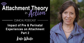 Kate White: Impact of Pre & Perinatal Experiences on Attachment - Part 2