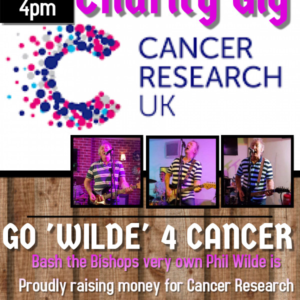Go WILDE For Cancer!