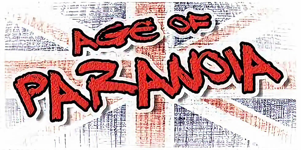 AGE OF PARANOIA