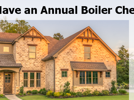 Why have an annual boiler service