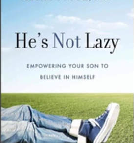 GEC Book Club: He's Not Lazy