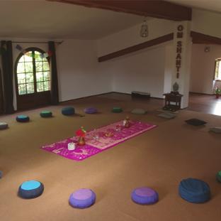 our yoga shala