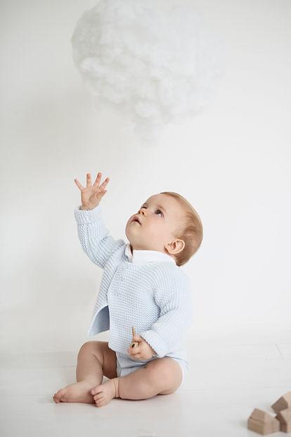 bébé nuage en coton