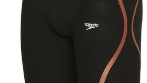 Speedo Men's LZR Pure Intent High Wasit Jammer Tech Suit Swimsuit Review