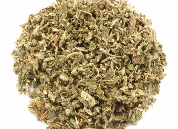 Feverfew Herb, Cut & Sifted