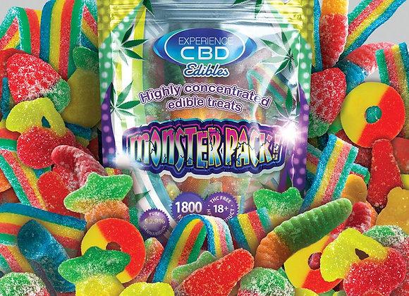 CBD Gummies 1800mg pack