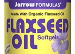 Flaxseed Oil Capsules1000mg 100ct