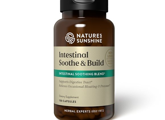 Intestinal Soothe & Build (100 caps)