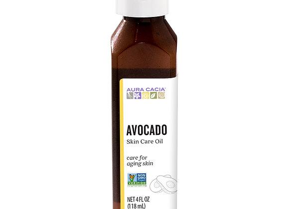 Avocado Oil, 4oz Skin Care