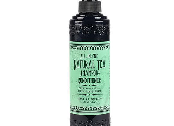 Peppermint Green Tea Shampoo