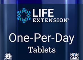 One Per Day Multivitamin 60ct