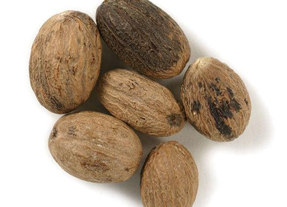 Nutmeg, Whole, Individual