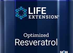 Optimized Resveratrol, 60ct