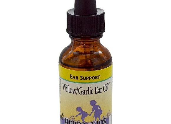 Children's Willow Garlic Ear Oil Drops, 1oz