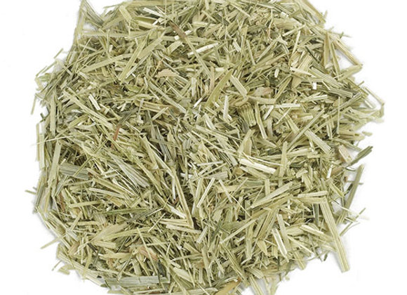 Oat Straw, Green, Tops Cut
