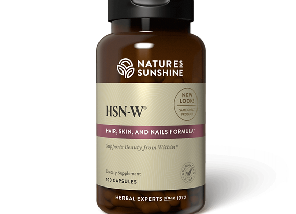 HSN-W Hair Skin & Nails 100ct