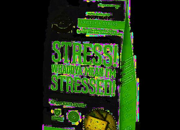 STRESSED! Whaddya Mean I'm Stressed? NutraTreat Dog Treats
