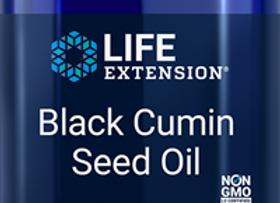 Black Cumin Seed Oil, 60ct