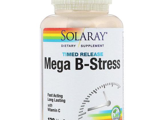 Mega-B Stress, Time Release, 120ct
